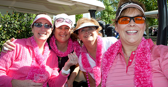 Gals on the Green golf tournament