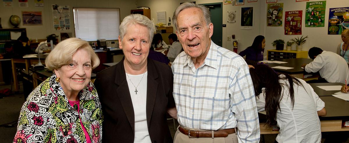 Dennis and Nancy Marks